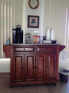 Coffee Station In Lobby Hair Pinterest Lobbies Coffee