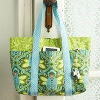 Simple Six-Pocket Bag