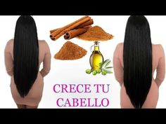 CANELA Crece Tu Cabello en 7 Dias ♡ Facil Y Milagroso . 100% Funciona - YouTube