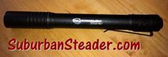 Streamlight Stylus Pro Product Review