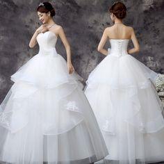 Amazing Handmade Wedding Dresses : Cute Handmade Wedding Dresses