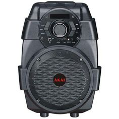 The AKAI speaker, powered by clear sound, with bluetooth, usb and LED display Headset, Bluetooth, Usb, Display, Electronics, Google, Blue Tooth, Floor Space, Headphones