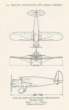Airplane Diagram Aviation Print Vintage by VintageButtercup, $12.00