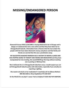 Missing Persons Posters Pintraci Muir On Missing Kids Poster  Pinterest