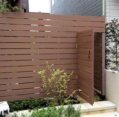 Diy Backyard Fence, Outdoor Furniture, Outdoor Decor, Facade, Building A House, Entrance, Diy And Crafts, Home And Garden, Exterior