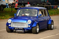 Mini Stance - Page 127 - Styling Mini Cooper S, Mini Cooper Classic, Classic Mini, Classic Cars, Jaguar, Morris Minor, Mini One, Automobile, Smart Car