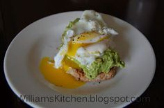 Williams Kitchen - Made with love: Eggs & Avocado on Toast