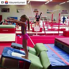 Great back handspring progression by kleurenturnen Types Of Gymnastics, Gymnastics Levels, Gymnastics Lessons, Preschool Gymnastics, Boys Gymnastics, Gymnastics Floor, Tumbling Gymnastics, Gymnastics Party, Gymnastics Coaching