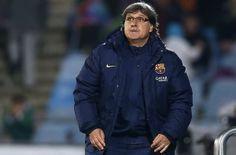 El Tata Martino tiene para elegir en el once contra el Atlético
