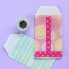 Omiyage Blogs Make Origami Envelopes