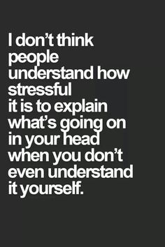 (Description added by Margalit) This totally applies to anxiety. And a lot of other things.
