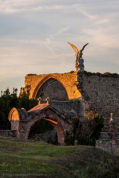 El Angel exterminador de Comillas #Cantabria #Spain