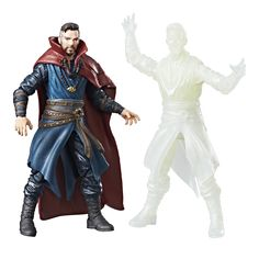 Facebook Twitter Reddit Google+ Pinterest StumbleUpon Tumblr EmailHasbro has announced a series of 2-pack collections in the Marvel Legends series. Each pack comes with two articulated 3.75 inch figures. The Doctor Strange set features the Doctor himself in both physical and astral forms. The Guardians of the Galaxy Vol. 2 set features Star-Lord and Yondu