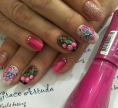 Manicure Y Pedicure, Nail Art, Nails, Beauty, Ideas, Designed Nails, Pith Perfect, Work Nails, Enamels