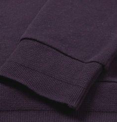 Paul Smith - Loopback Cotton-Jersey Sweatshirt |MR PORTER