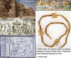 """The name Iran is a modern cognate of """"Aryan,"""" meaning """"lands of the Aryans."""" In Antiquity, Behistun, which means 'place where the gods dwell', was the name of a village and a remarkable, isolated rock outcrop along the Silk Road that connected the capitals of Babylonia and Media, and Ecbatana (modern Hamadan). It was where Darius the Great proclaimed his military victories and Aryan lineage. The c...See More"""