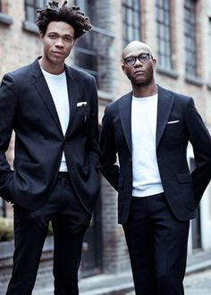 Dazed Digital | East London 2012: Joe & Charlie Casely-Hayford