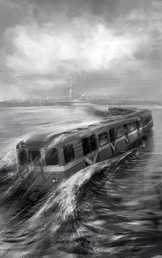 Illustrations by Vadim Gousmanov