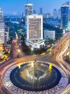 Heart of Jakarta, Indonesia