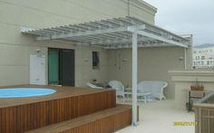 28 modelos de cobertura para garagem de casas.  Este modelo é de telhas de aço com armação de aço.  http://www.vaicomtudo.com/cobertura-para-garagem.html