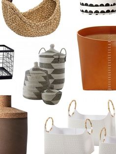 Beautiful pieces to house your knick-knacks.