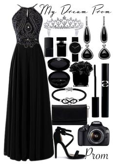 """""""my dream prom"""" by j-n-a ❤ liked on Polyvore featuring Narciso Rodriguez, Qupid, Canon, Bling Jewelry, Stitch & Hide, Jewel Exclusive, Sisley Paris, Giorgio Armani, Hervé Gambs and NARS Cosmetics"""