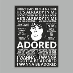 I wanna be adored Lyrics And Chords, Music Lyrics, Music Quotes, Roses Lyrics, Best Wedding Songs, Rock & Pop, Stoner Rock, Pops Concert, Stone Roses