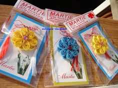 artmonica-handmade: MARTISOARE QUILLING Quilling, Tableware, Handmade, Bedspreads, Dinnerware, Hand Made, Tablewares, Dishes, Quilting