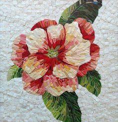 13 Eggshell Mosaic Art To Inspire The Artist In You Mosaic Tile Art, Mosaic Artwork, Pebble Mosaic, Mosaic Crafts, Mosaic Projects, Mosaic Glass, Glass Art, Tiles, Eggshell Mosaic