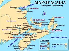 Acadian Genealogy Homepage; Definitions of Common Acadian Terms.