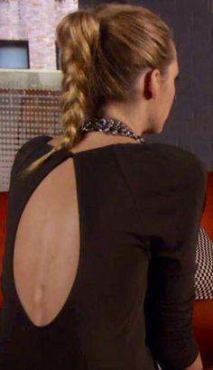 Serena van der Woodsen style season 3