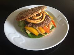 Asian Style Burgers