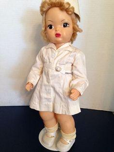 1950's Terri Lee Nurse Doll #TerriLee