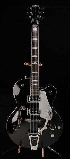 "Gretsch Electromatic G5420T Hollowbody - Black ( hubby, hubby hubba "")"