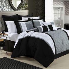 Livingston 12 Piece Comforter Set