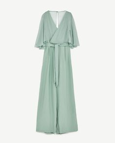 Image 8 of CONTRAST JUMPSUIT from Zara