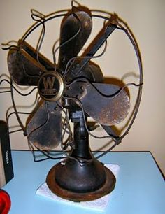 Antique Fan!