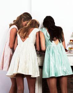 Les Petites Chaudières - robes tour à tour casual et chic pour un chouette mariage !
