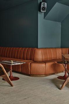 Jackie Bar in Helsinki by Joanna Laajisto #restaurantdesign