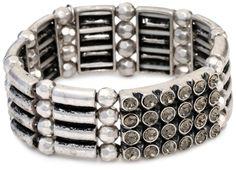 Jessica Simpson Stretch Bangle Bracelet      $28.00