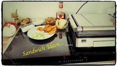 Fräulein Müller kocht : Sandwich Ideen...