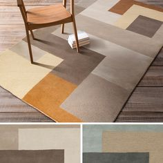 Surya Hand-Tufted Danelli Contemporary Rug