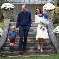 Si no lo habían hecho ya, estas fotos de los príncipes George y Charlotte de Cambridge te van a enamorar