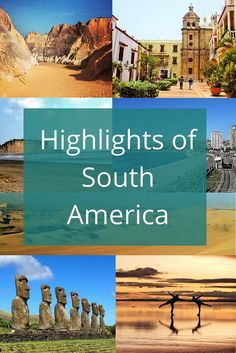 A collection of traveler's favorite destinations within the South American continent. To be used as travel inspiration for your next trip to South America.