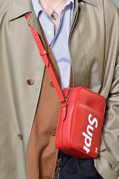 e9f63e91db3 Louis Vuitton x Supreme Is Already Creating a Fashion Frenzy