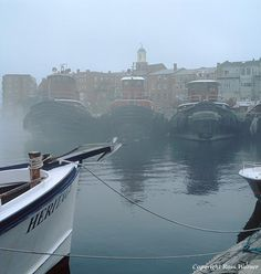 Fog, Tugboats, Heritage, Portsmouth, New Hampshire Granite State, Tugboats, Vacation Memories, Tall Ships, Portsmouth, Canada Travel, New Hampshire, New Mexico, The Good Place