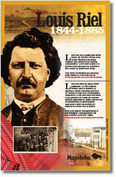 """""""Today, we honour the legacy of Louis Riel and the contributions of towards making Canada a better place History Class, Teaching History, World History, Indigenous Education, Aboriginal Education, Canadian History, Canadian Facts, Canadian Things, All About Canada"""