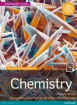 Pearson Baccalaureate Chemistry Standard Level 2nd edition (eText only edition)