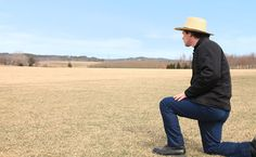 A brilliant and unusual 26-year-old Amish man with a big vision.