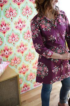 """AMY BUTLER """"THE LIVERPOOL"""" Sewing Pattern"""